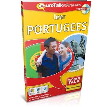 Eurotalk World Talk Leer Portugees voor Gevorderden - Cursus world talk Portugees