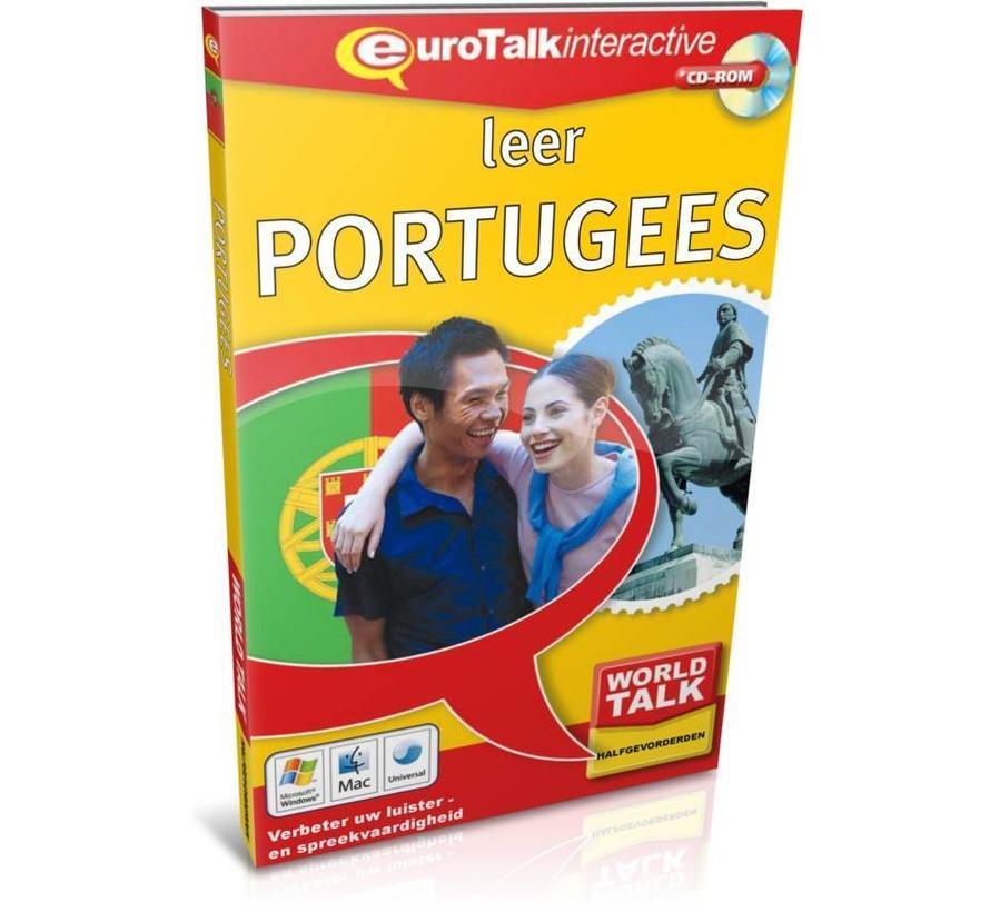 Cursus Portugees voor Gevorderden