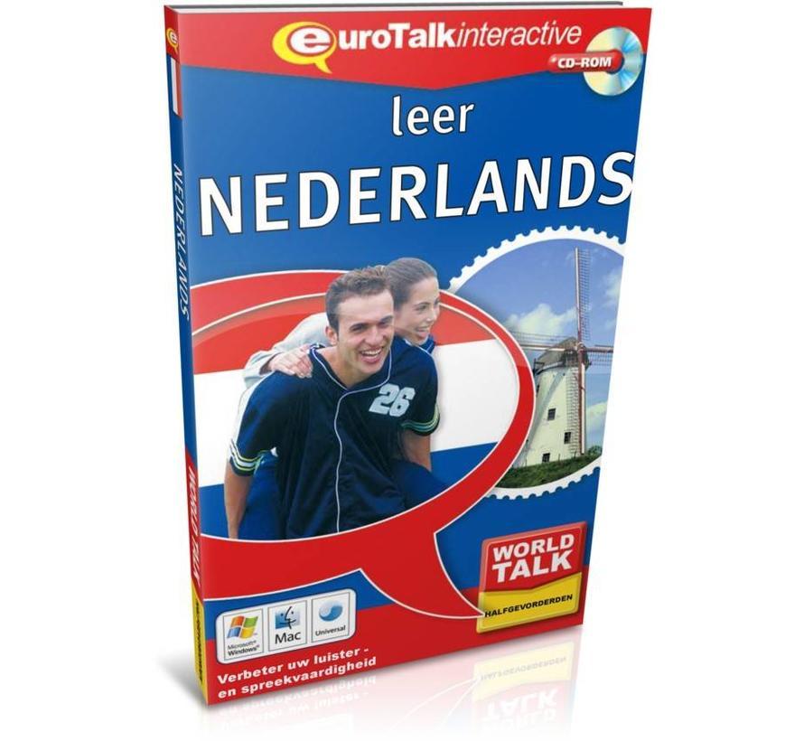Cursus Nederlands voor Gevorderden