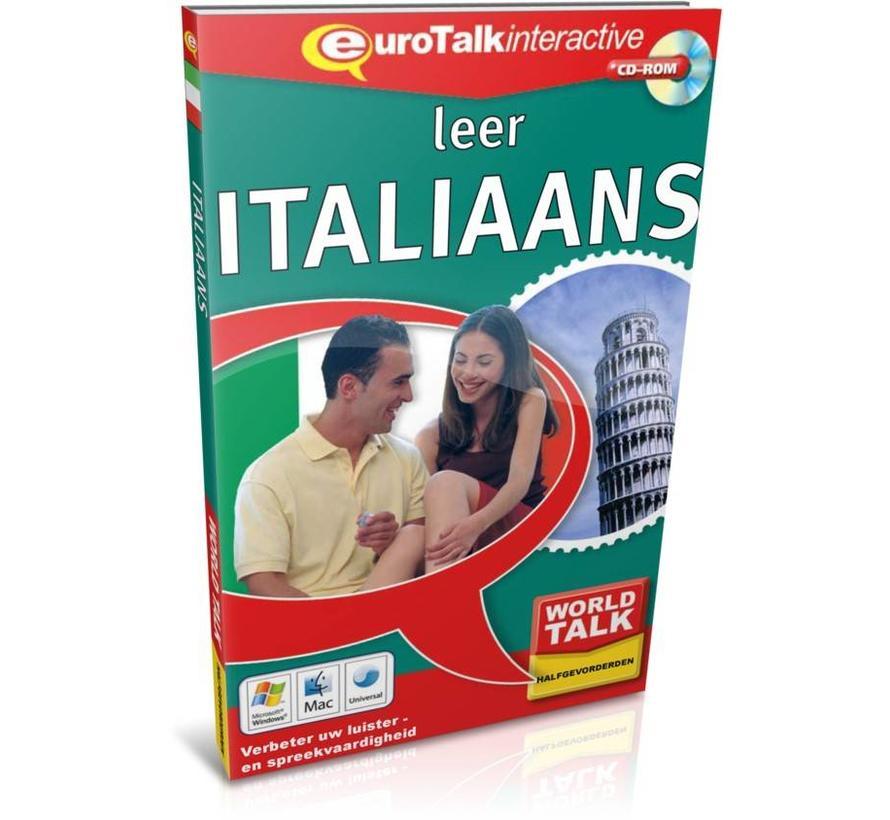 Cursus Italiaans voor Gevorderden