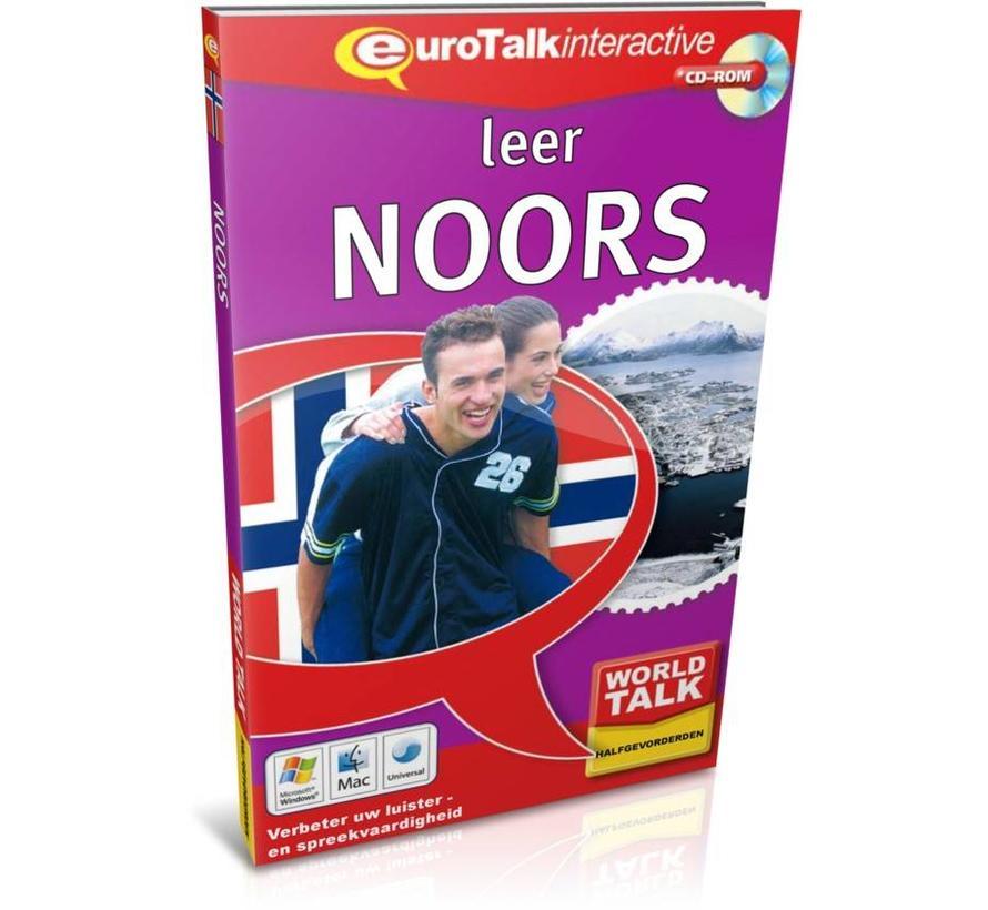 Cursus Noors voor gevorderden