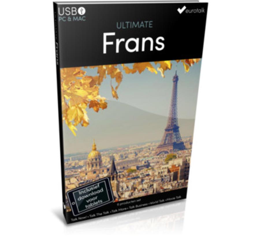 Frans leren - Ultimate  Frans voor Beginners tot Gevorderden