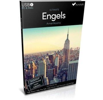 Eurotalk Ultimate Amerikaans Engels leren - Ultimate Engels voor Beginners tot Gevorderden