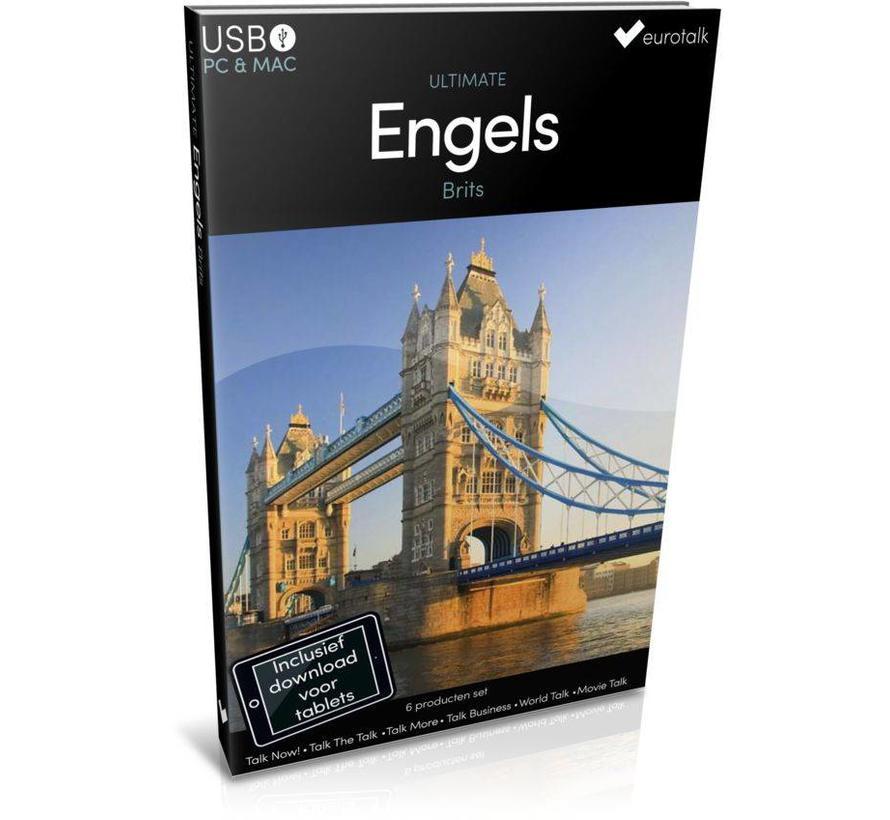 Engels leren - Ultimate  Engels voor Beginners tot Gevorderden