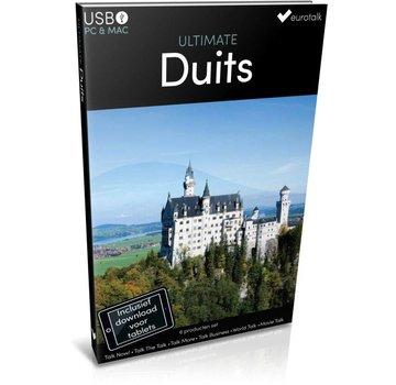 Eurotalk Ultimate Duits leren - Ultimate  Duits voor Beginners tot Gevorderden