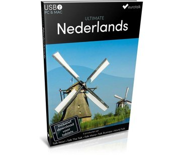 Eurotalk Ultimate Nederlands leren - Ultimate Nederlands voor Beginners tot Gevorderden