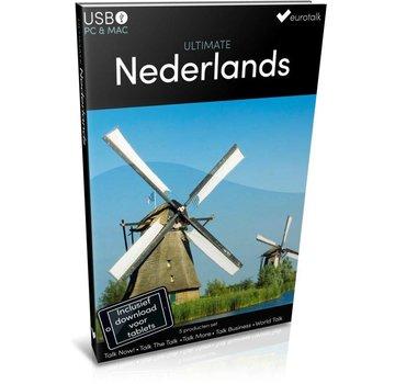 Eurotalk Ultimate Nederlands leren - Ultimate Nederlands voor Beginners tot Gevorderden
