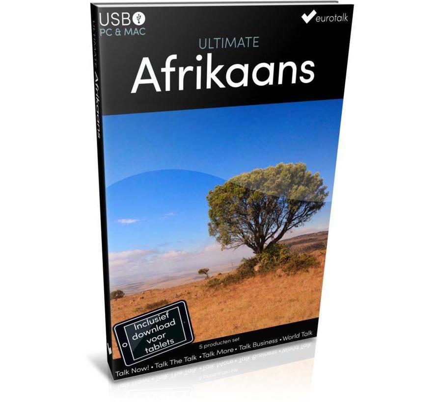 Afrikaans leren - Ultimate Afrikaans voor Beginners tot Gevorderden