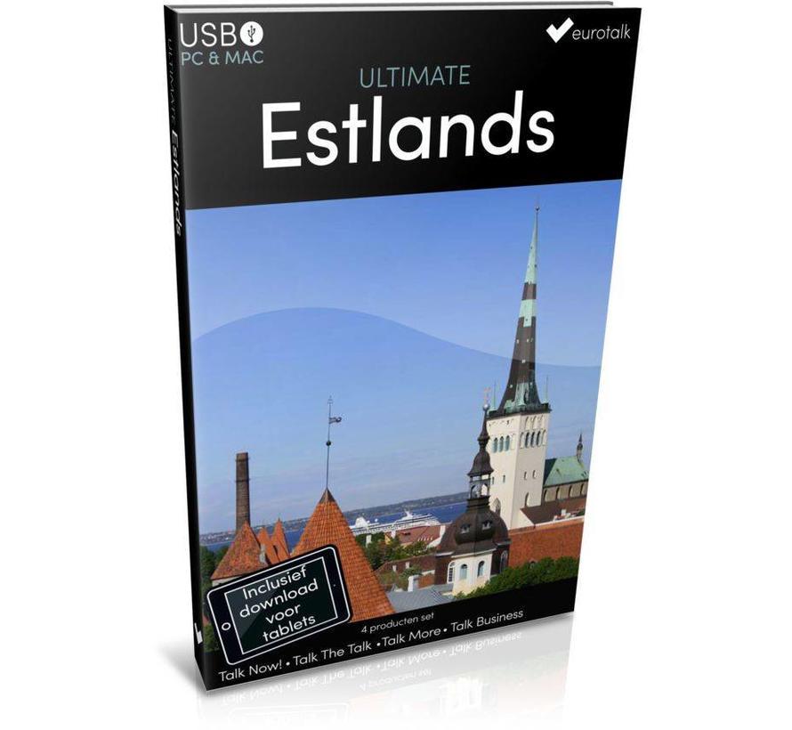 Ests leren - Ultimate Estlands voor Beginners tot Gevorderden