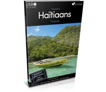 Eurotalk Ultimate Haïtiaans Creools leren - Ultimate Haïtiaans Creools voor Beginners tot Gevorderden