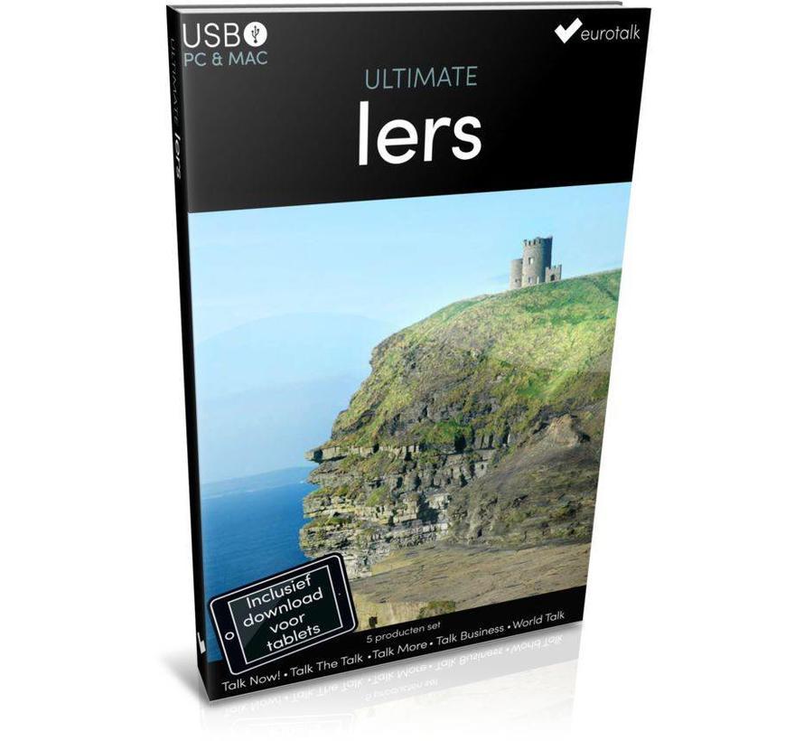 Iers leren - Ultimate Iers voor Beginners tot Gevorderden