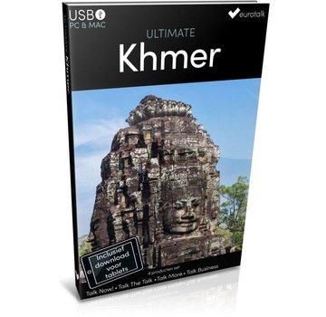 Eurotalk Ultimate Cambodjaans (Khmer) leren - Ultimate Khmer voor Beginners tot Gevorderden