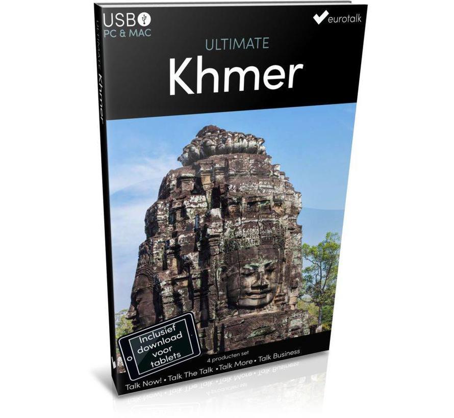 Khmer leren - Ultimate Khmer voor Beginners tot Gevorderden