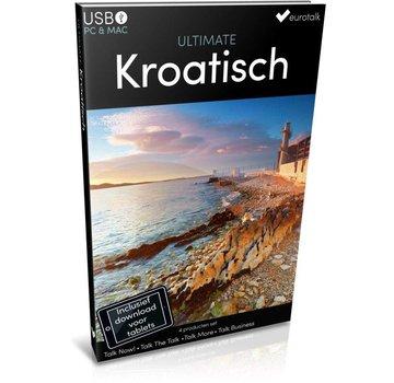 Eurotalk Ultimate Kroatisch leren - Ultimate Kroatisch voor Beginners tot Gevorderden
