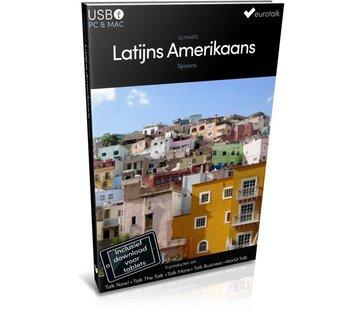 Eurotalk Ultimate Latijns Amerikaans Spaans leren - Ultimate Latijns Amerikaans Spaans voor Beginners tot Gevorderden