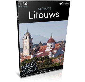Eurotalk Ultimate Litouws leren - Ultimate Litouws voor Beginners tot Gevorderden