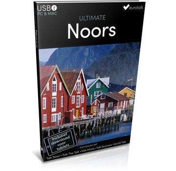 Eurotalk Ultimate Leer Noors (Bokmål) - Ultimate Noors voor Beginners tot Gevorderden