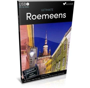 Eurotalk Ultimate Roemeens leren - Ultimate Roemeens voor Beginners tot Gevorderden