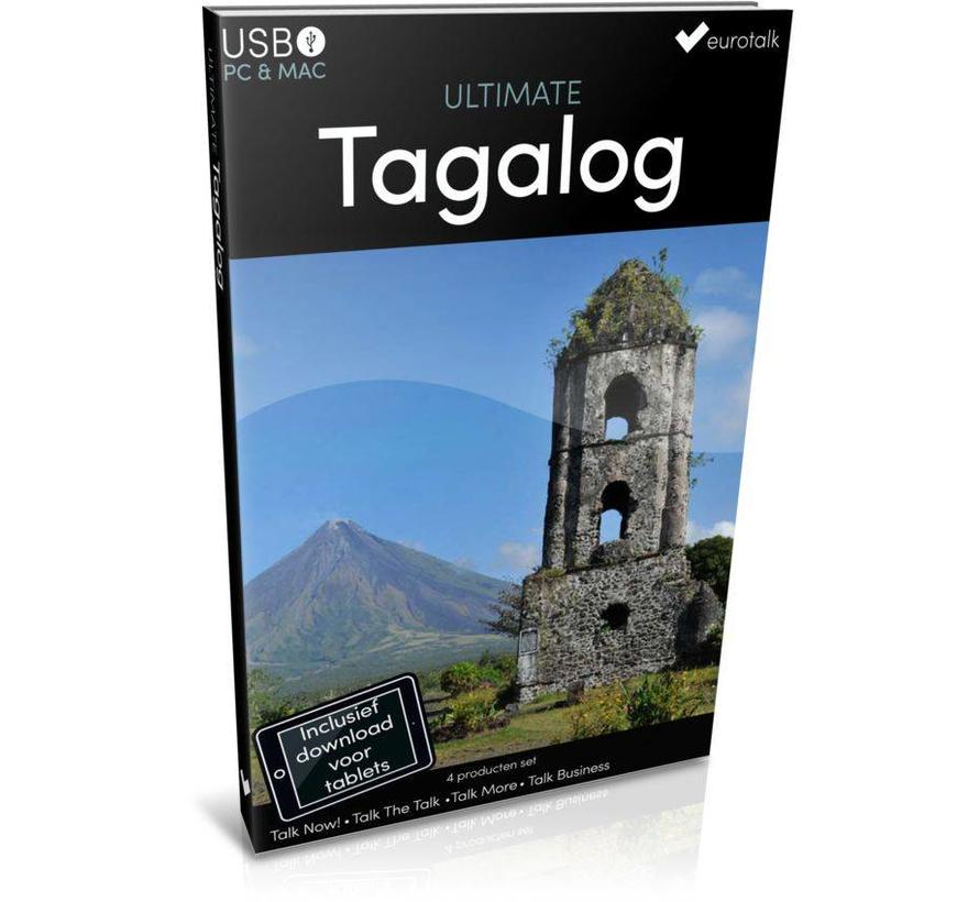 Tagalog leren - Ultimate Tagalog voor Beginners tot Gevorderden