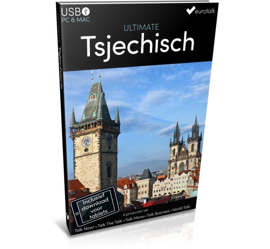 Tsjechisch leren - Ultimate Tsjechisch voor Beginners tot Gevorderden