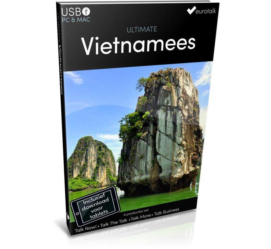 Vietnamees leren - Ultimate Vietnamees voor Beginners tot Gevorderden