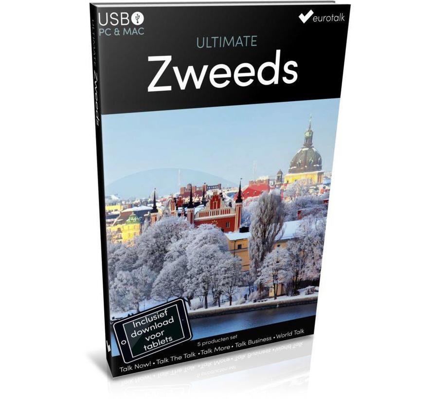Zweeds leren - Ultimate Zweeds voor Beginners tot Gevorderden