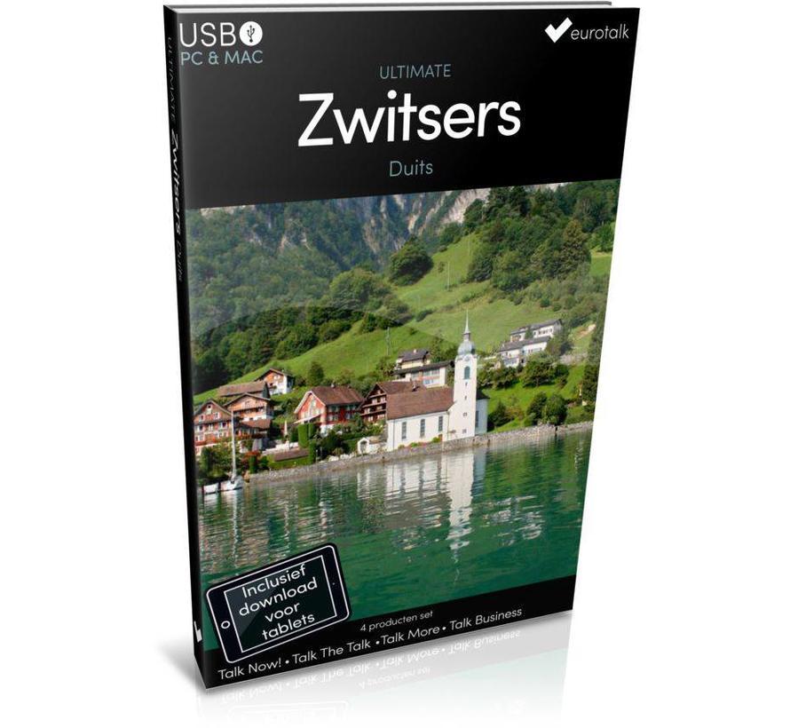 Zwitsers-Duits leren - Ultimate Zwitsers-Duits voor Beginners tot Gevorderden