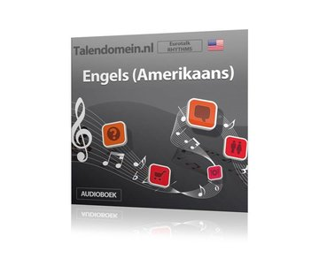 Eurotalk Rhythms Leer Amerikaans Engels voor Beginners - Audio taalcursus (Download)