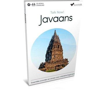 Eurotalk Talk Now Leer Javaans! - Cursus Javaans voor Beginners