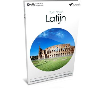 Eurotalk Talk Now Basis cursus Latijn voor Beginners | Leer de Latijnse taal