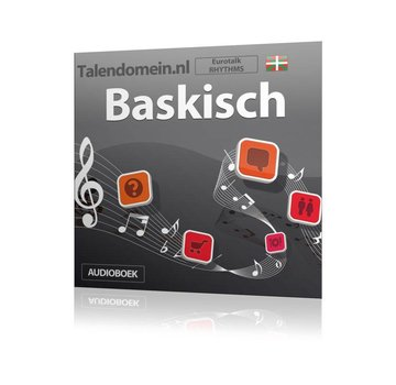 Eurotalk Rhythms Leer Baskisch voor beginners - Luistercursus (Download)