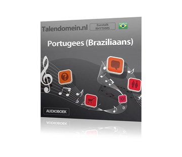 Eurotalk Rhythms Leer Braziliaans Portugees voor Beginners - Audio taalcursus (Download)