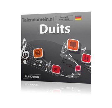 Eurotalk Rhythms Leer Duits voor Beginners - Audio taalcursus (Download)