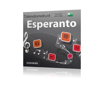 Eurotalk Rhythms Leer Esperanto voor beginners - Audio taalcursus (Download)