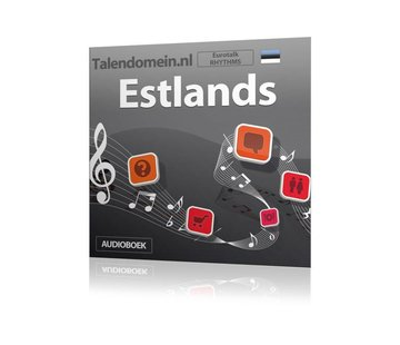 Eurotalk Rhythms Leer Estlands voor Beginners - Audio taalcursus (Download)