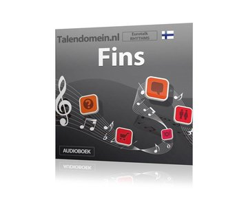 Eurotalk Rhythms Leer Fins voor Beginners  - Audio taalcursus (Download)