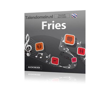 Eurotalk Rhythms Leer Fries voor Beginners - Audio taalcursus (Download)