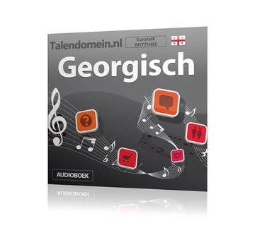 Eurotalk Rhythms Leer Georgisch voor Beginners - Audio taalcursus (Download)