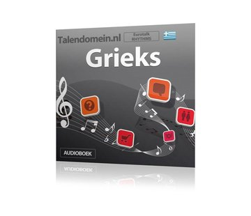 Eurotalk Rhythms Leer Grieks voor beginners - Audio taalcursus (Download)