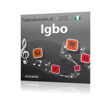 Eurotalk Rhythms Leer Igbo voor beginners - Audio taalcursus (Download