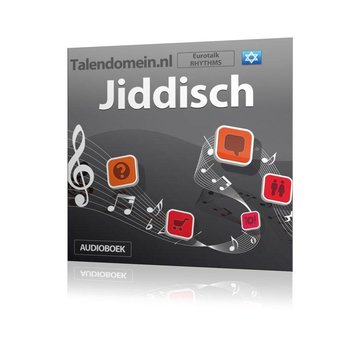 Eurotalk Rhythms Leer Jiddisch voor beginners - Audio taalcursus (Download)