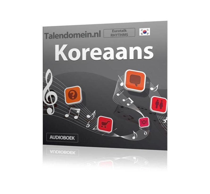 Rhythms eenvoudig Koreaans leren -  Luistercursus Download