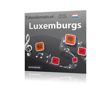 Eurotalk Rhythms Leer Luxemburgs voor Beginners - Audio taalcursus (Download)