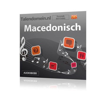 Eurotalk Rhythms Leer Macedonisch voor Beginners - Audio taalcursus (Download)