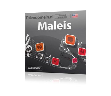 Eurotalk Rhythms Leer Maleis voor Beginners - Audio taalcursus (Download)