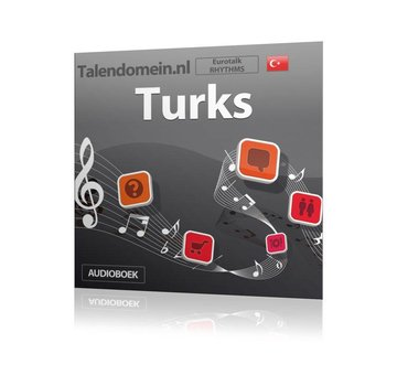 Eurotalk Rhythms Leer Turks voor Beginners - Audio taalcursus (Download)