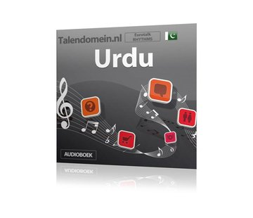 Eurotalk Rhythms Leer Urdu voor Beginners - Audio taalcursus (Download)