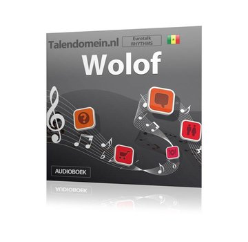 Eurotalk Rhythms Leer Wolof voor beginners - Audio Taalcursus (Download)