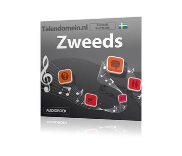 Eurotalk Rhythms Leer Zweeds voor Beginners - Audio taalcursus (Download)