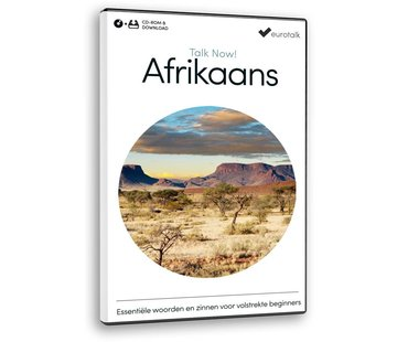 Eurotalk Talk Now Leer Afrikaans! - Taalcursus voor Beginners (CD + Download)